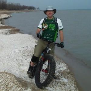 Beach Fatbiking on January 12th