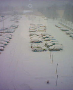 Snow Storm on 14-Jan-2003