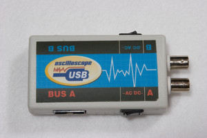 USB Oscilloscope from HobbyLab