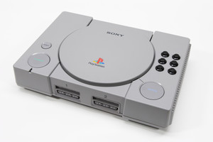 Sony Playstation as CD Player