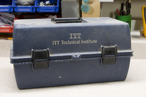 ITT Tech Toolcase
