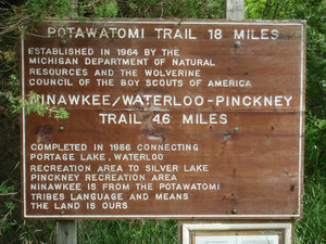 Potawatomi Trail (July 2009)