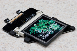 iFlash iPod Compact Flash Adapter (mk II)